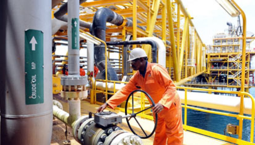 OIL-INSTALLATION