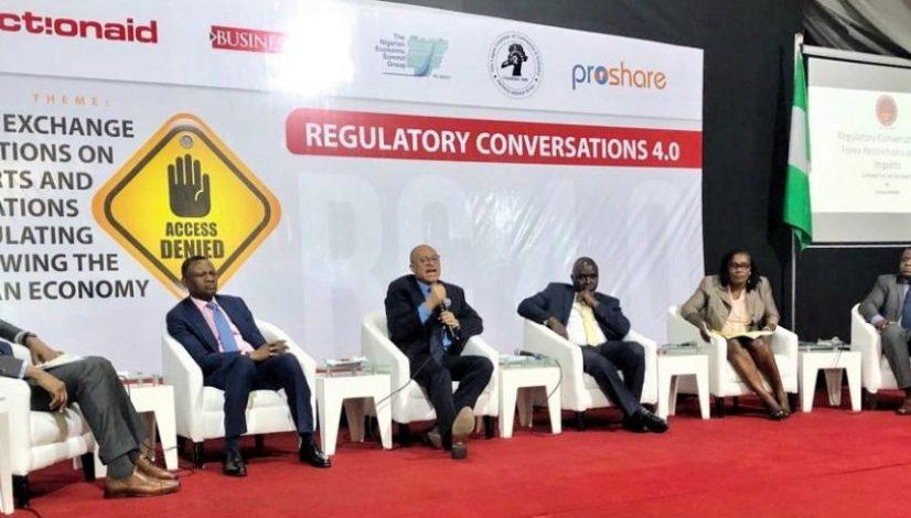 Panelists at Regulatory Conversations 4.0