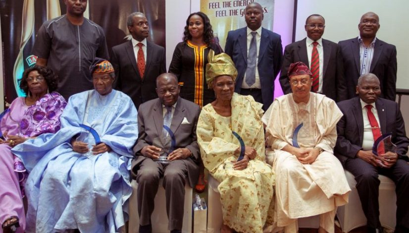 1st Christopher Kolade Lecture Awardees