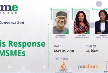 MSMES Conversation Series Webinar Slide Banner