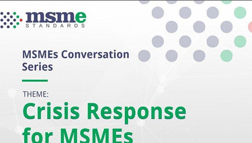 MSMEStandards Webinar