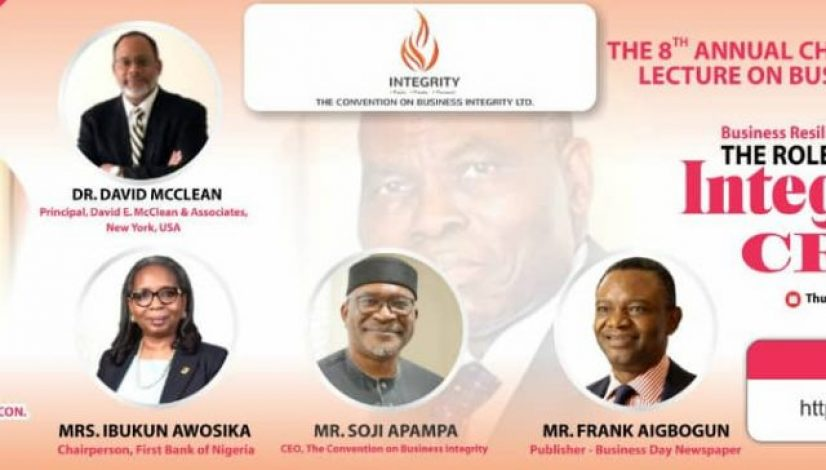 8th Christopher Kolade Lecture